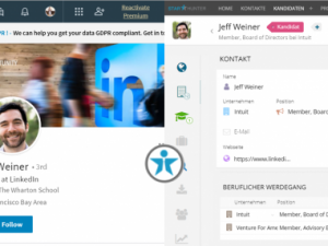 New in Starhunter 2.1: LinkedIn Plugin